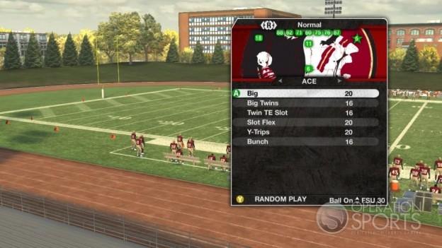 NCAA Football 09 Screenshot #1011 for Xbox 360