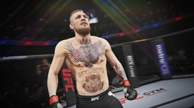 EA Sports UFC 2 Screenshot #39 for PS4
