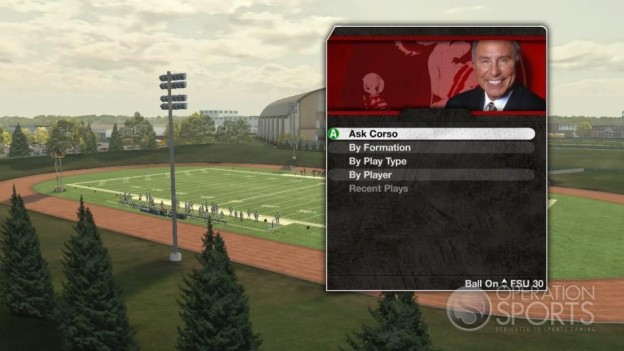 NCAA Football 09 Screenshot #1012 for Xbox 360