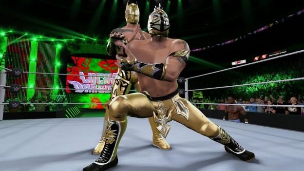 WWE 2K16 Screenshot #39 for PS4