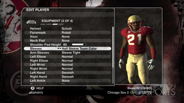 NCAA Football 09 Screenshot #1013 for Xbox 360