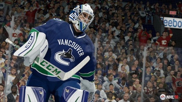 NHL 16 Screenshot #254 for PS4