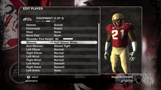 NCAA Football 09 Screenshot #1015 for Xbox 360