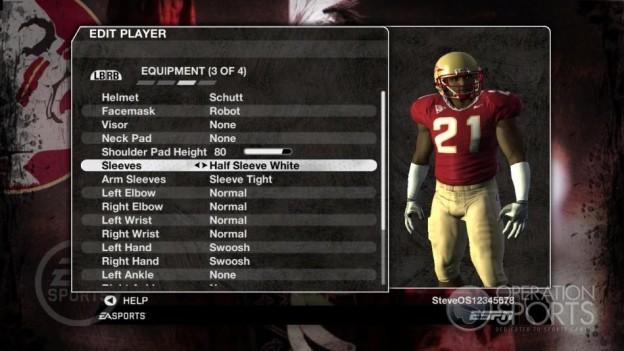 NCAA Football 09 Screenshot #1015 for Xbox 360