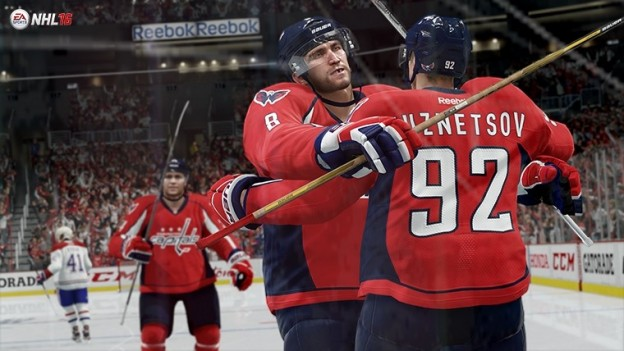 NHL 16 Screenshot #258 for PS4