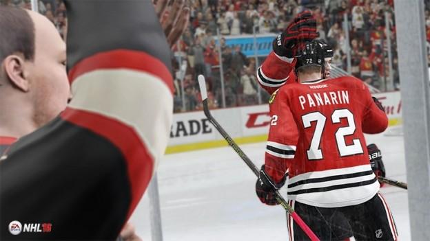 NHL 16 Screenshot #259 for PS4