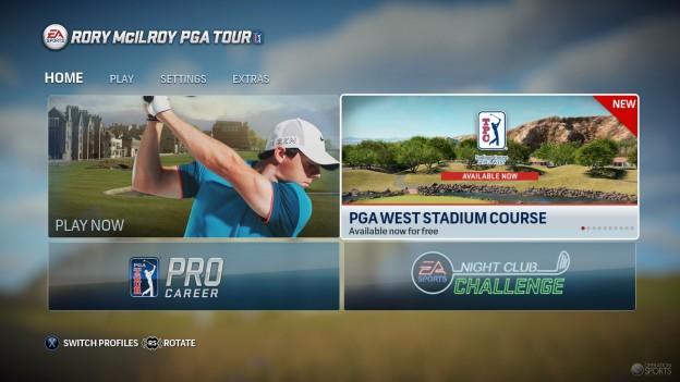 Rory McIlroy PGA TOUR Screenshot #99 for PS4