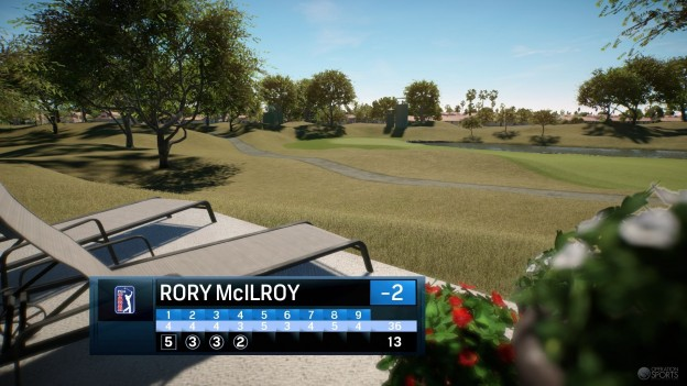 Rory McIlroy PGA TOUR Screenshot #103 for PS4