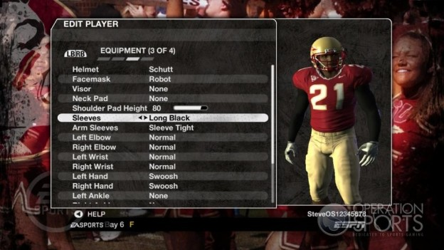 NCAA Football 09 Screenshot #1017 for Xbox 360