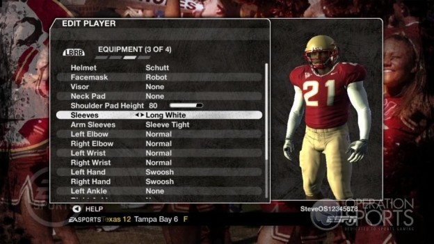 NCAA Football 09 Screenshot #1018 for Xbox 360