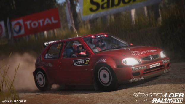 Sebastien Loeb Rally EVO Screenshot #5 for PS4