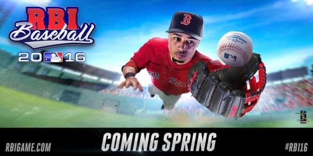 R.B.I. Baseball 16 Screenshot #1 for PS4