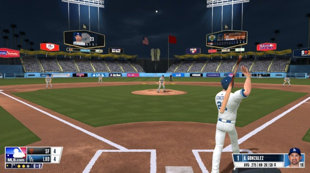 R.B.I. Baseball 16 Screenshot #3 for PS4