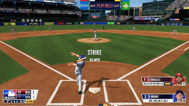 R.B.I. Baseball 16 Screenshot #6 for PS4
