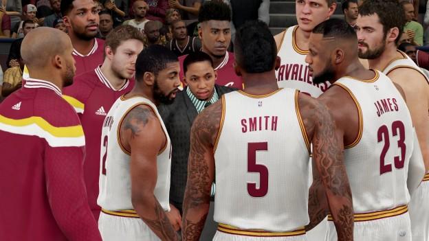 NBA 2K16 Screenshot #427 for PS4