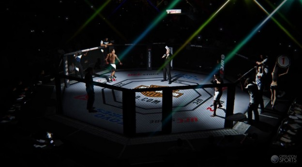 EA Sports UFC 2 Screenshot #50 for PS4