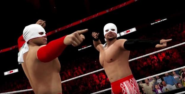 WWE 2K16 Screenshot #41 for PS4
