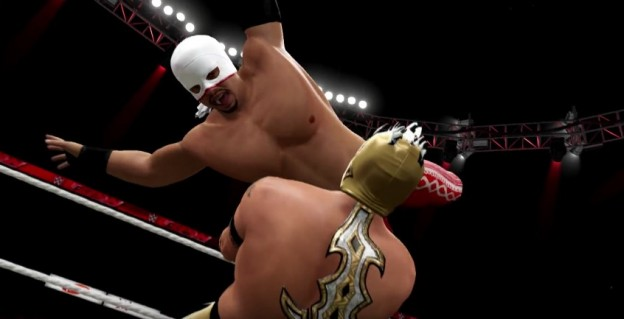 WWE 2K16 Screenshot #42 for PS4