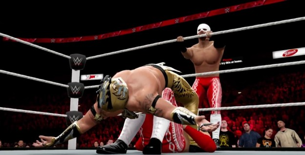 WWE 2K16 Screenshot #43 for PS4