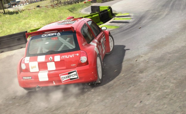 DiRT Rally Screenshot #1 for PS4