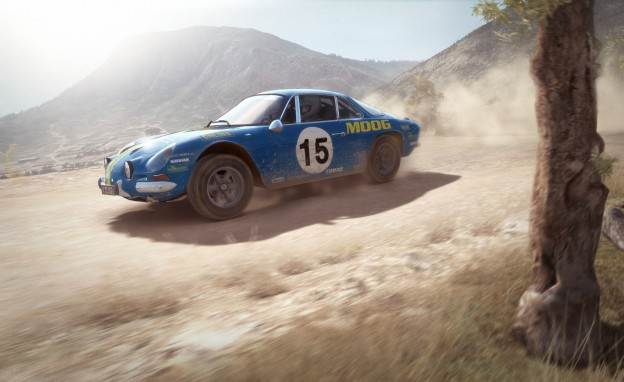 DiRT Rally Screenshot #2 for PS4