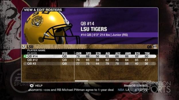 NCAA Football 09 Screenshot #1031 for Xbox 360