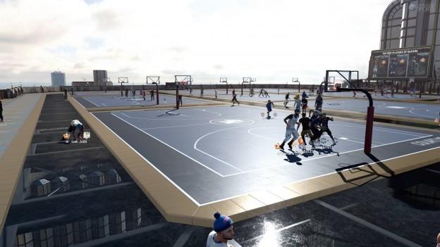 NBA 2K16 Screenshot #445 for PS4
