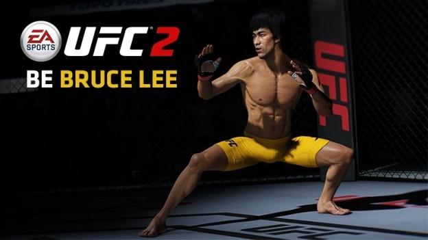 EA Sports UFC 2 Screenshot #51 for PS4