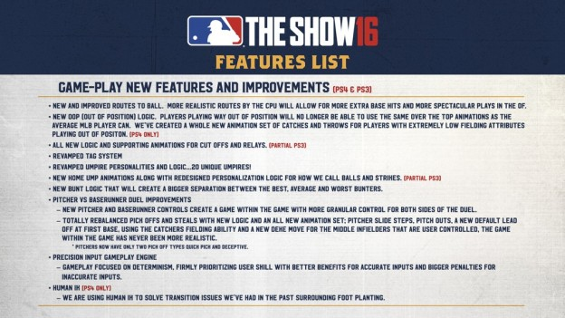MLB The Show 16 Screenshot #92 for PS4