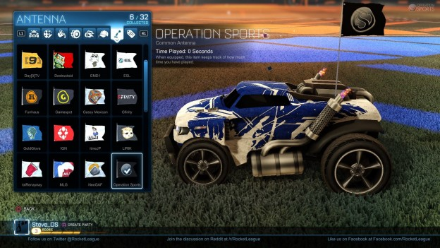 Rocket League Screenshot #45 for PS4