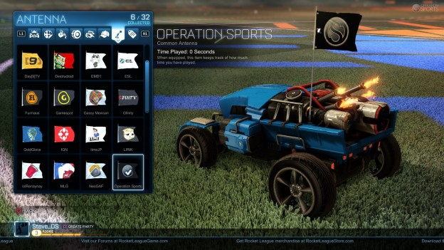 Rocket League Screenshot #48 for PS4