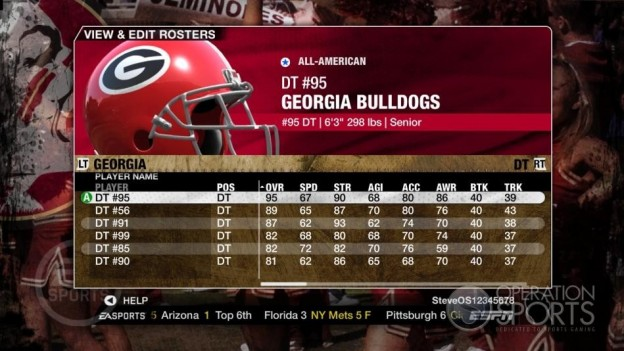 NCAA Football 09 Screenshot #1035 for Xbox 360