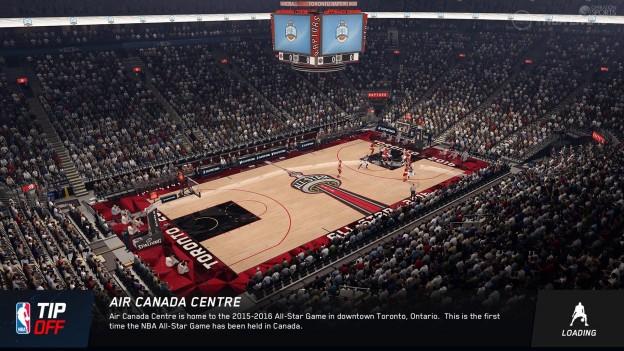 NBA Live 16 Screenshot #247 for PS4
