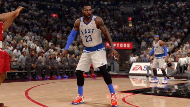 NBA Live 16 Screenshot #249 for PS4