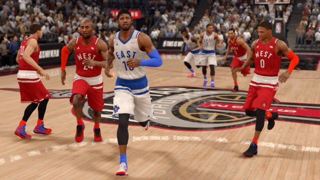 NBA Live 16 Screenshot #250 for PS4