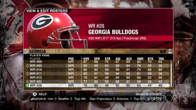 NCAA Football 09 Screenshot #1036 for Xbox 360