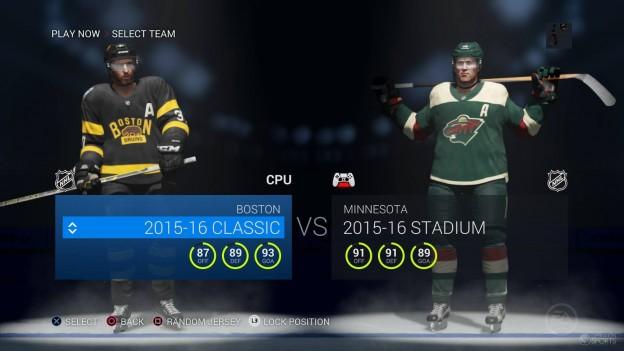 NHL 16 Screenshot #262 for PS4