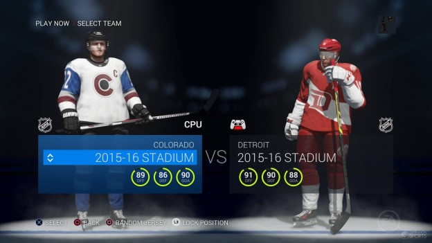NHL 16 Screenshot #263 for PS4