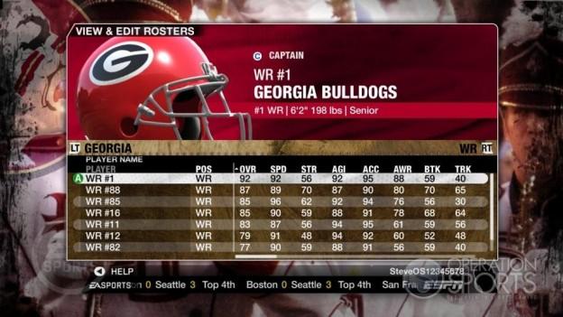 NCAA Football 09 Screenshot #1037 for Xbox 360