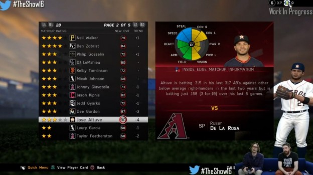 MLB The Show 16 Screenshot #138 for PS4