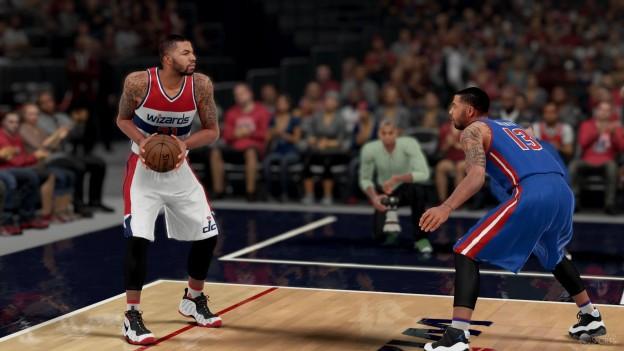 NBA 2K16 Screenshot #454 for PS4