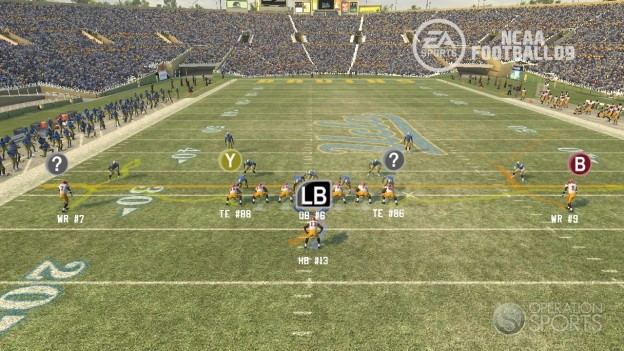 NCAA Football 09 Screenshot #1039 for Xbox 360