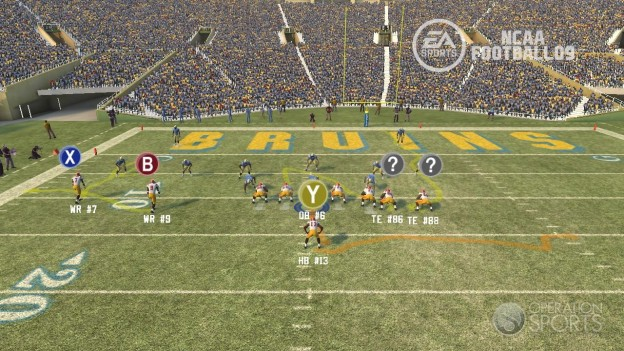 NCAA Football 09 Screenshot #1040 for Xbox 360