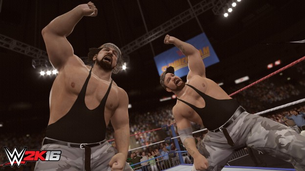 WWE 2K16 Screenshot #46 for PS4