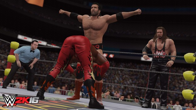 WWE 2K16 Screenshot #47 for PS4