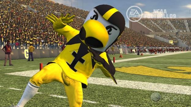 NCAA Football 09 Screenshot #1042 for Xbox 360