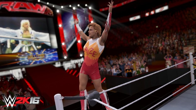 WWE 2K16 Screenshot #52 for PS4