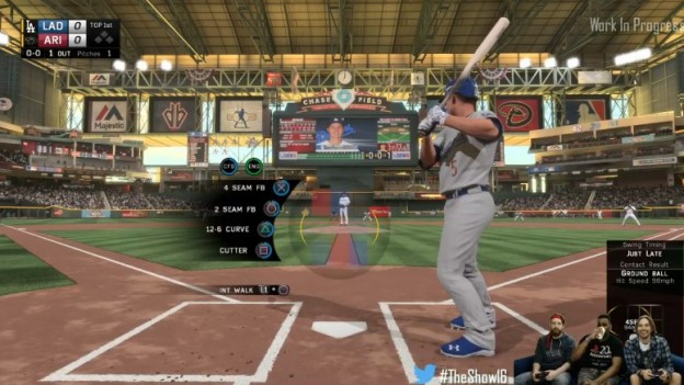 MLB The Show 16 Screenshot #160 for PS4