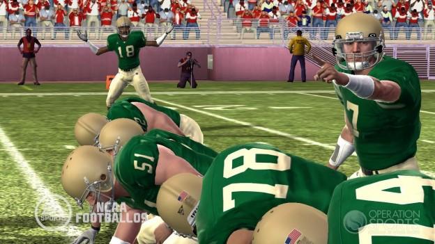 NCAA Football 09 Screenshot #1045 for Xbox 360