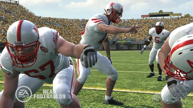 NCAA Football 09 Screenshot #1046 for Xbox 360